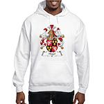 Hugel Family Crest Hooded Sweatshirt
