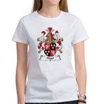 Hugel Family Crest Women's T-Shirt