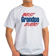 Best Grandpa Ever! T-Shirt