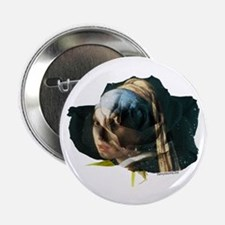 """Vermeer Rose 2.25"""" Button (10 pack)"""