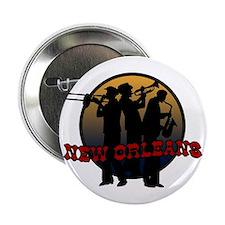"""Retro New Orleans 2.25"""" Button"""