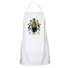 Huber Family Crest BBQ Apron