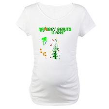 Earth Day - Nature's Beauty i Shirt