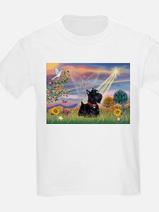 Cloud Angel & Scotty T-Shirt