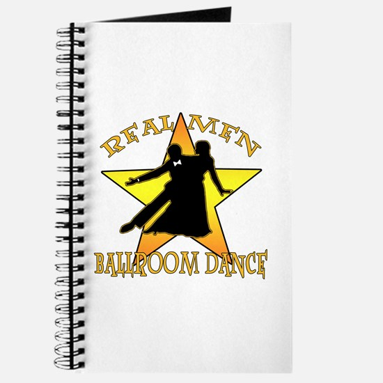 Real Men Ballroom Dance Journal