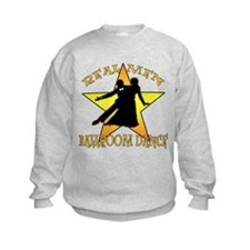 Real Men Ballroom Dance Sweatshirt