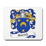 Roesch Family Crest Mousepad