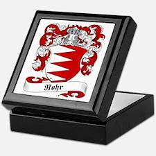 Rohr Family Crest Keepsake Box