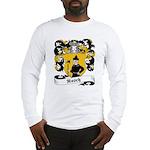 Rosch Family Crest Long Sleeve T-Shirt