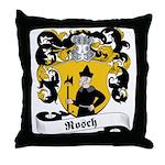 Rosch Family Crest Throw Pillow