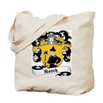 Rosch Family Crest Tote Bag