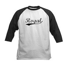 Vintage Royal (Black) Tee