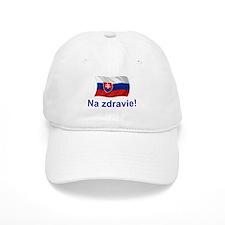 Slovak Na Zdravie! Baseball Cap