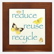 Unique Reuse Framed Tile