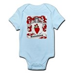 Rosenbaum Family Crest Infant Creeper