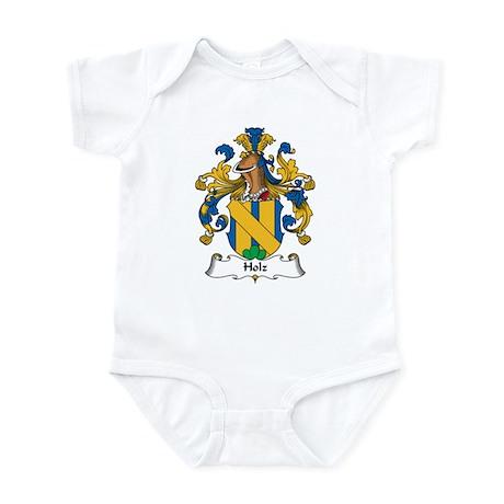 Holz Family Crest Infant Bodysuit