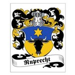 Ruprecht Family Crest Small Poster