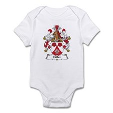 Holler Family Crest Infant Bodysuit