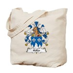 Hollar Family Crest Tote Bag