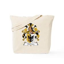 Hofman Family Crest Tote Bag