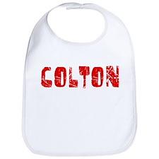 Colton Faded (Red) Bib