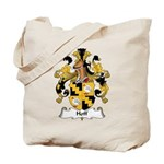 Hoff Family Crest Tote Bag