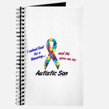 Blessing 3 (Autistic Son) Journal