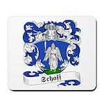 Schaff Family Crest Mousepad
