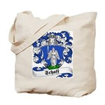 Schaff Family Crest Tote Bag