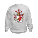 Hitzig Family Crest Kids Sweatshirt