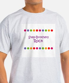 Step-Brothers Rock T-Shirt