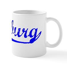 Vintage Pittsburg (Blue) Mug