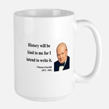 Winston Churchill 20 Large Mug