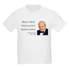 Winston Churchill 20 T-Shirt
