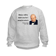 Winston Churchill 20 Sweatshirt
