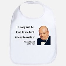 Winston Churchill 20 Bib