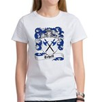 Schell Family Crest Women's T-Shirt