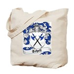 Schell Family Crest Tote Bag