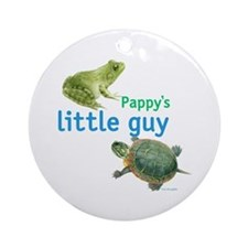 Pappy's little guy Ornament (Round)