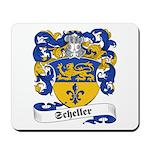 Scheller Family Crest Mousepad