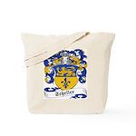 Scheller Family Crest Tote Bag