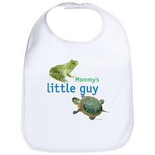 Mommy's little guy Bib