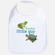 grandpa's little guy Bib
