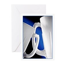 HANDLE Definition Greeting Cards (Pk of 10)