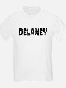Delaney Faded (Black) T-Shirt