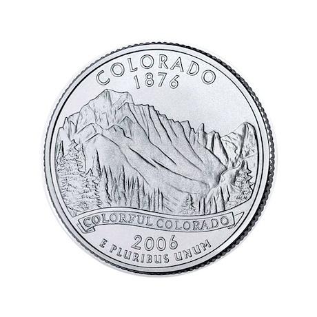 """Colorado 3.5"""" Button (100 pack)"""