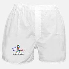 Blessing 3 (Autistic Grandson) Boxer Shorts