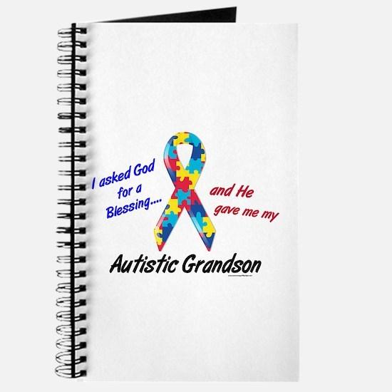 Blessing 3 (Autistic Grandson) Journal