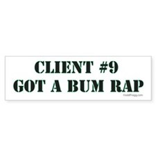 oddFrogg Client #9 Bumper Bumper Sticker