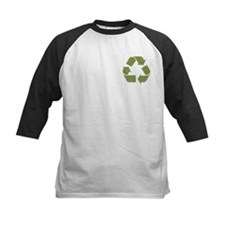 Grunge Recycle Logo Tee